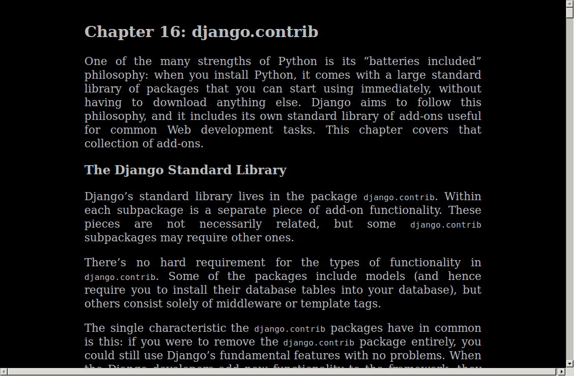 An epurate ebook (epub) reader for your pc — worlddomination be